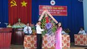 Hội chữ thập đỏ xã Tiến Thành tổ chức đại hội lần thứ IV nhiệm kỳ 2016 – 2021.