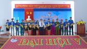 Đại hội đoàn TNCS HCM phường Tân Bình lần thứ V, nhiệm kỳ 2017 – 2022.
