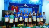 Nhiều hoạt động Đoàn - Đội trường học ý nghĩa trong năm học 2016 – 2017.